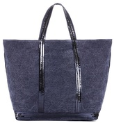 Vanessa Bruno Cabas Medium denim shopper