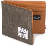 Herschel Men's Hank Bifold Wallet - Beige