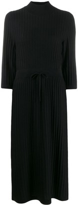 A.P.C. ribbed knitted dress