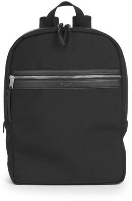Saint Laurent Classic Zip Canvas Backpack