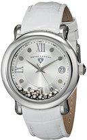 Swiss Legend Women's 22388-02S Diamanti Analog Display Swiss Quartz White Watch