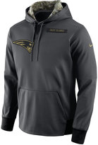 Nike Men's New England Patriots Salute to Service Hoodie