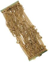 Chloé Multistrand Curb Chain Braclelet