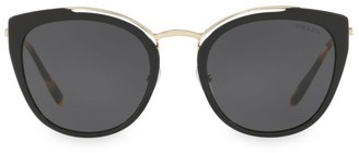 Prada Conceptual 54MM Square Sunglasses
