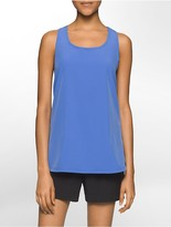 Calvin Klein Performance Scoopneck Tank Top