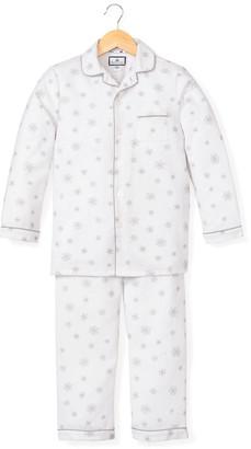 Petite Plume Winter Wonderland Two-Piece Pajama Set, Size 6M-14