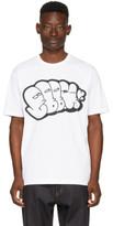 Junya Watanabe White Graphic T-shirt