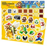 Nintendo Super Mario Maker for 3DS Magnet Set