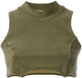 Yeezy cropped top - women - Canvas - M