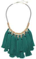 French Connection Fringe Monster Necklace