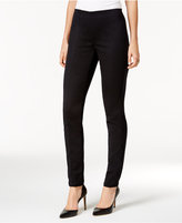 Style&Co. Style & Co Petite Pull-On Seamed Skinny Pants, Only at Macy's