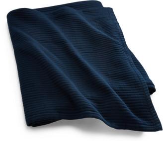 Ralph Lauren Channel Rib Bed Blanket