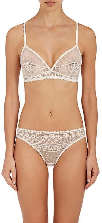 Eres Women's Eclectic Cosmic Lace Soft Bra