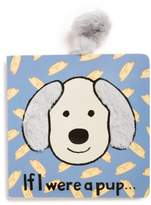 Jellycat 'If I Were A Pup' Board Book