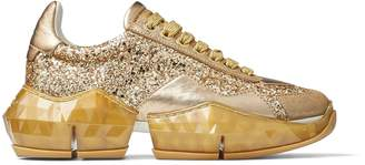 Jimmy Choo Diamond Low-Top Sneakers