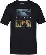Hurley Men's The Drive Premium Logo-Print T-Shirt