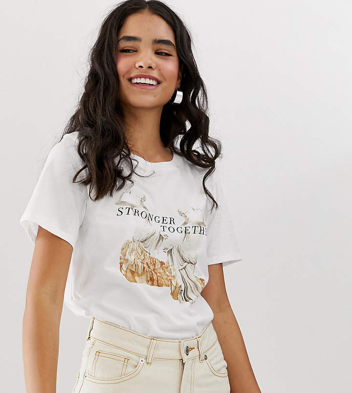 a26fcf91bdde Monki Women's Tees And Tshirts - ShopStyle