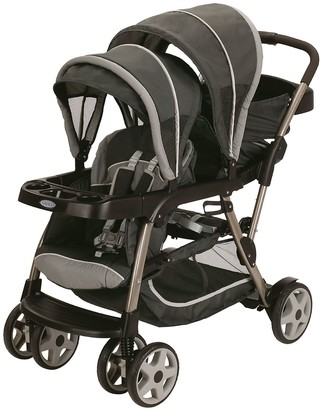 Graco Ready2Grow Duo Click Connect LX Stroller