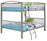 Powell Company Kid's Bed Heavy Metal