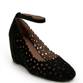 Jeffrey Campbell Delaisy - Suede Wedge