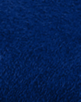 Manolo Blahnik BB Suede Pointed-Toe Pump, Blue (Navy)