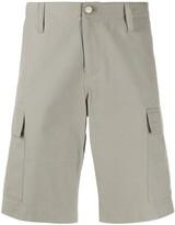 A.P.C. x Carhartt WIP cargo pocket bermuda shorts