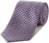 Ted Baker Lena Scissor Printed Tie