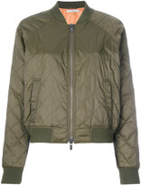 Vince classic bomber jacket - women - Nylon/Polyester - XS