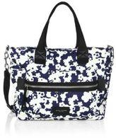 Marc Jacobs Abstract-Print Babybag