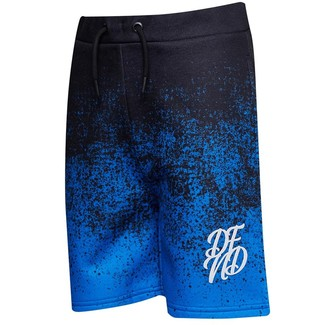 DFND London Boys Dust Shorts Blue/Black
