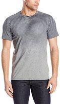 Ben Sherman Men's Ombre Pattern T-Shirt