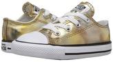 Converse Chuck Taylor All Star Ox Metallic Girl's Shoes