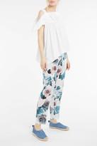 Paul & Joe Hari Floral-Print Trousers