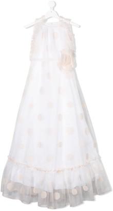 La Stupenderia Polka Dot Dress