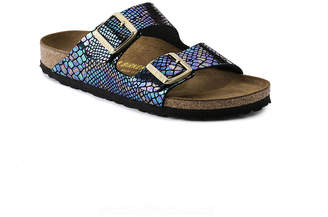 Birkenstock Arizona BF Shiny Snake Black Multi Sandal - black | Shiny Snake Black Multi | 38/UK 5 - Black/Black