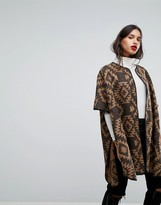 Vero Moda Geo-Tribal Cape
