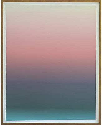 "Dawn Wolfe Design Dawn Wolfe - Sunrise Ombre-Bronze 30""L x 24""W x 2""D"
