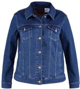 Levi's® Plus PL TRUCKER Denim jacket blue flight
