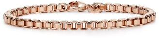 Tiffany & Co. Venetian link bracelet in 18k rose gold, medium