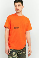 Uo Tokyo Japan Orange T-shirt