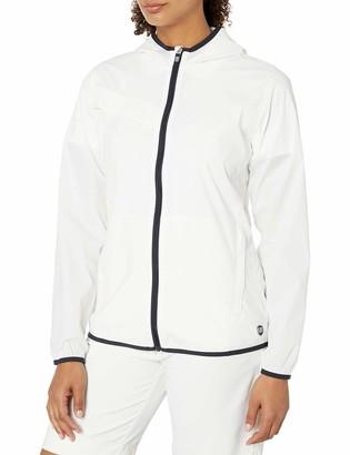 Cutter & Buck Women's Breaker Hooded Jacket