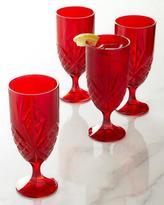 Godinger Dublin Iced Beverage Glasses, Set of 4