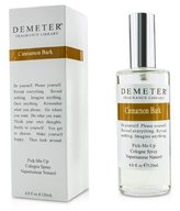 Demeter Cinnamon Bark by for Women Pick-Me Up Cologne Spray, 4-Ounce