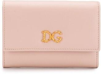 Dolce & Gabbana Baroque wallet