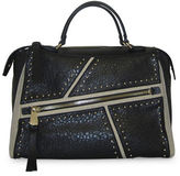 Nine West Underwraps Studded Satchel