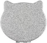 Accessorize Glitter Cat Mirror
