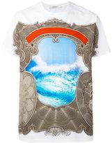 Givenchy Columbian-fit baroque print T-shirt