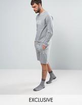 HUGO BOSS BOSS By Side Logo Lounge Shorts