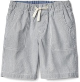 Gap Striped pull-on shorts