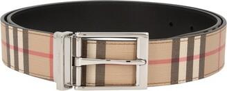 Burberry Louis Reversible Belt